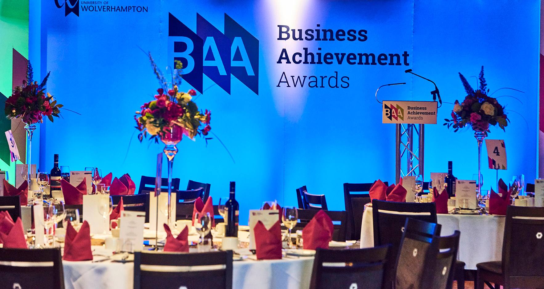 Business Achievement Awards Ceremony